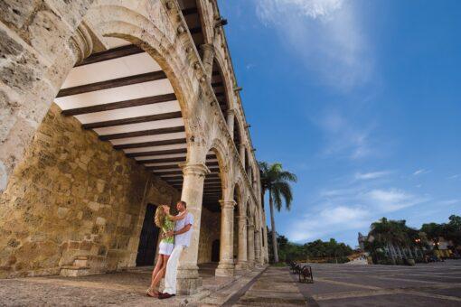 excursion Santo Domingo, resistos religiosos
