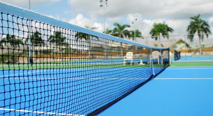 campo de tenis majestic elegance