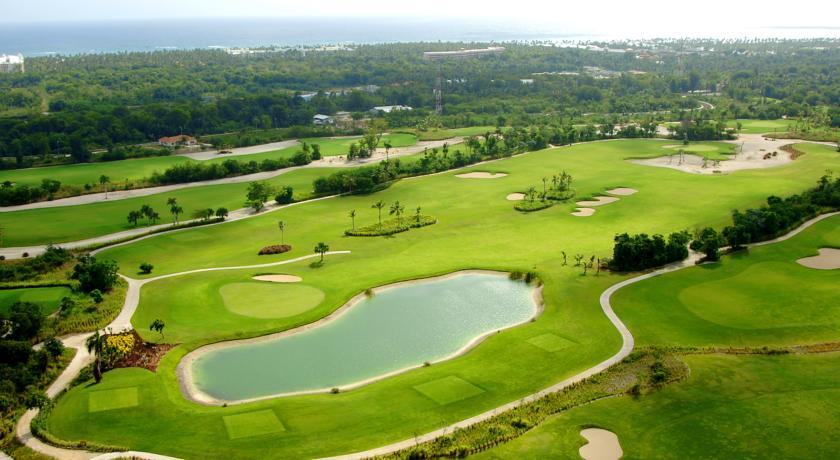terreno de golf majestic elegance