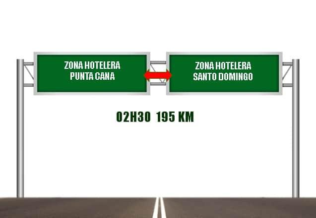 autobus entre hoteles en punta cana y santo domingo, punta cana, santo domingo, autobus entre Punta Cana y Santo Domingo